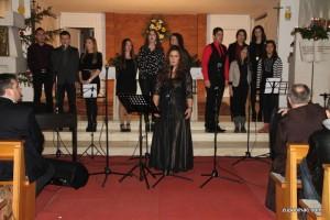 Božićni koncert, 2012.