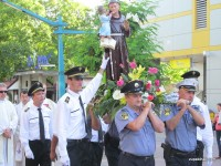 Proslava patrona sv. Ante u Bihaću