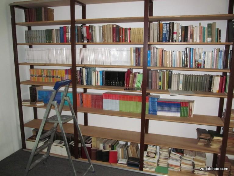 Uređenje župske knjižnice