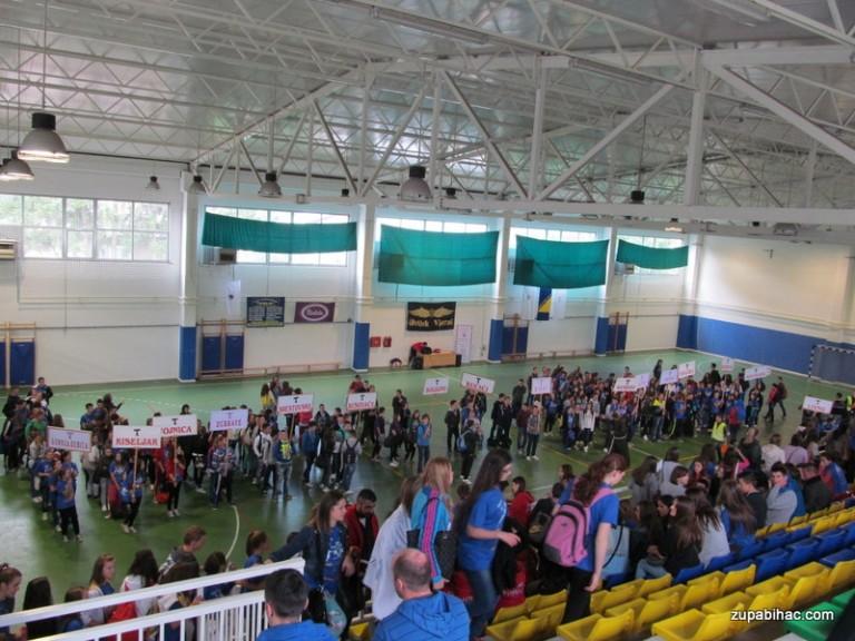 IX. sportski susret frame Bosne Srebrene