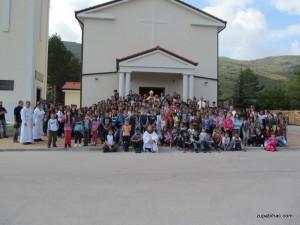 Susret ministranata u Odžak-Ćaiću