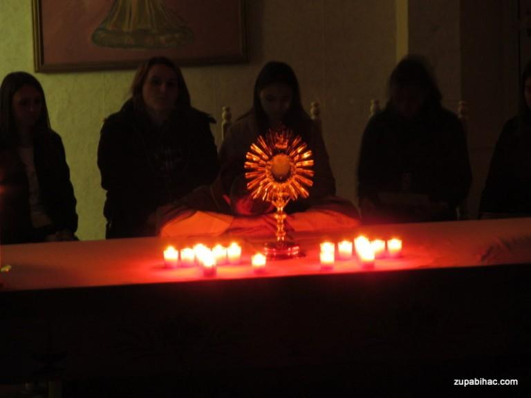Molitveno bdijenje: Holywin – Svetost pobjeđuje
