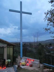 Centralni križ u Golubiću