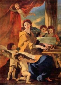 sv. Cecilija