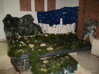 Pravljenje božićnih jaslica