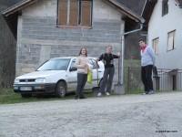 Uklanjanje deponije smeća pored groblja u Dubravicama