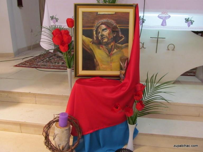 Proslava Cvjetnice u Bihaću
