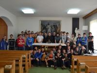 Upis kandidata u Franjevačko sjemenište i postulaturu u Visokom