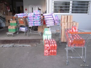 Humanitarna pomoć stradalima u poplavama