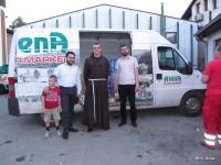 Humanitarna pomoć MRV-a Bihać stradalima u poplavama općini Orašje