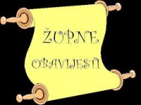 """ŽUPNE OBAVIJESTI ZA 26. NEDJELJU /GOD. """"C""""/ 25. rujna 2016."""