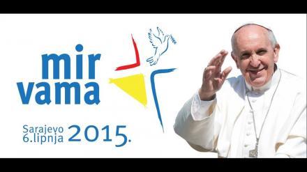 Papa u Sarajevu