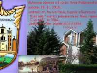 Duhovna obnova sa fra Ivom Pavićem