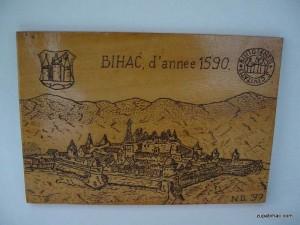 Bihać davne 1590.