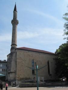 Džamija Fethija (Osvojena)