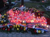 Moljenje opijela na grobljima Križ/Žegar i Dubravice/Lohovska brda