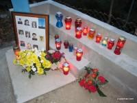 Moljenje opijela na grobljima u Vrkašiću i u Golubiću