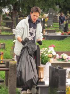 Čišćenje grobalja