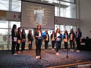 Uskrsna akademija u KŠC-u, 2014