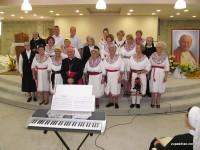 Jedanaesta obljetnica dolaska sv. Ivana Pavla II. na Petrićevac