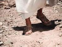 Pustinja, pokora…, Isus