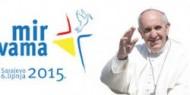 """""""Mir vama!"""" – susret s Papom Franjom, Sarajevo, 6. lipnja 2015."""